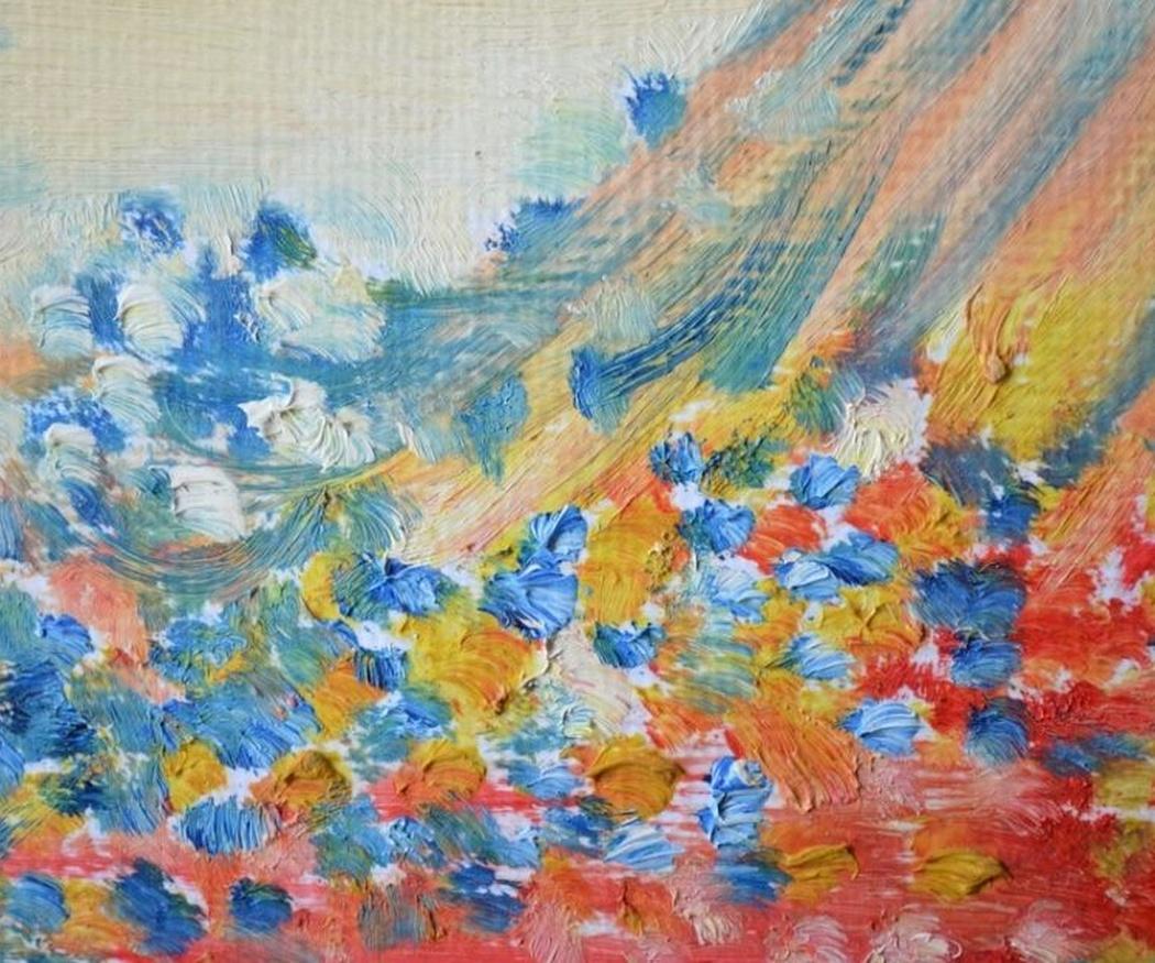 Características de la pintura al óleo
