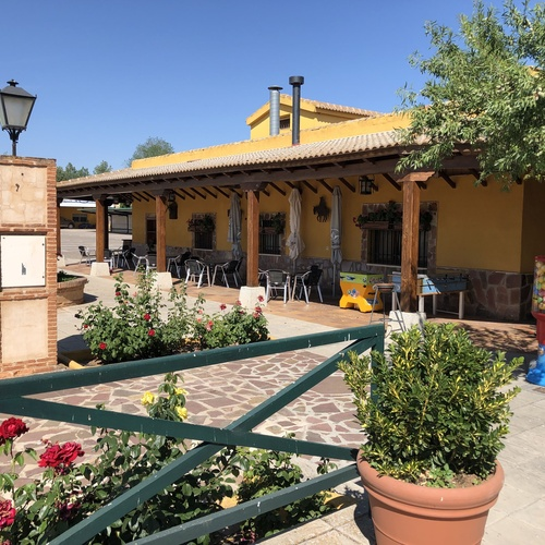 Restaurante en Ciudad Real