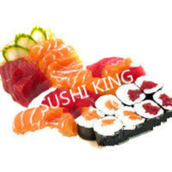 65.MENU 5: Carta de Sushi King Restaurante