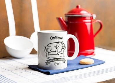 Personalizamos tus tazas en Asturias