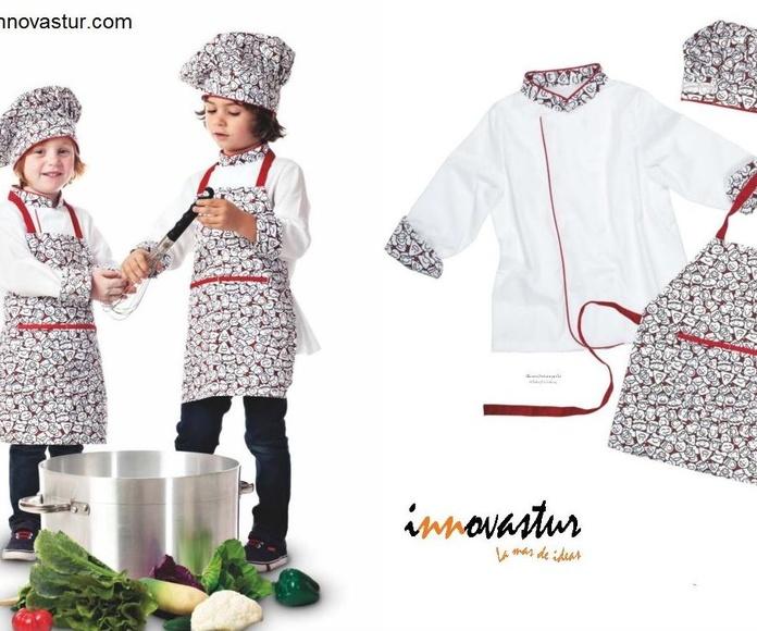 Set de cocina infantil nueva colección 2017 en Asturias