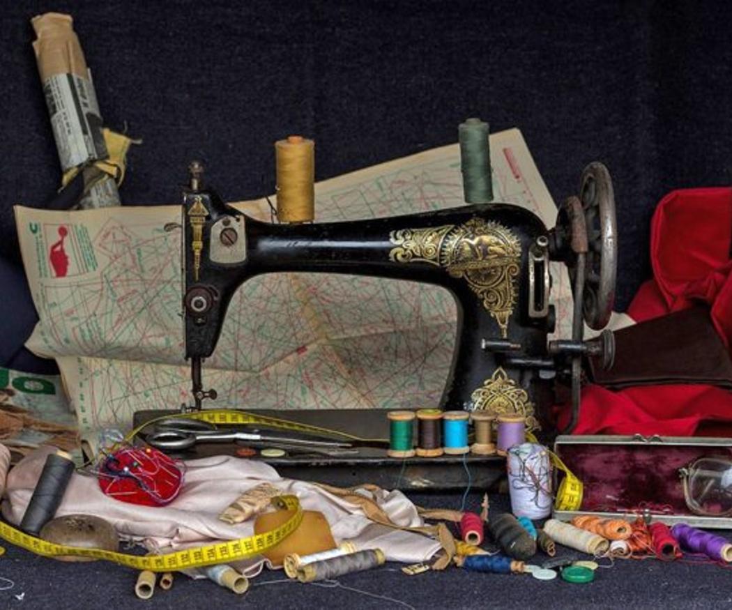 ¿Sabes cuándo se creó la primera máquina de coser?