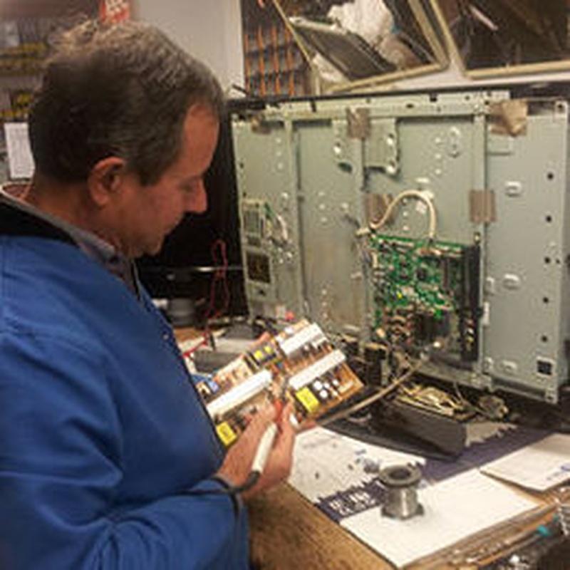 Televisores: Que hacemos de Electrónica Illa