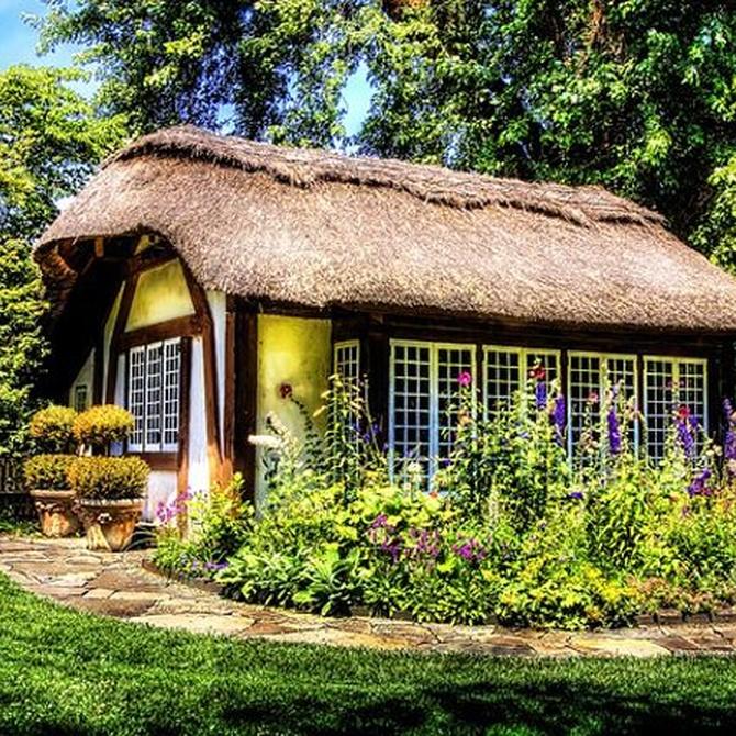Revestimientos para casas rurales