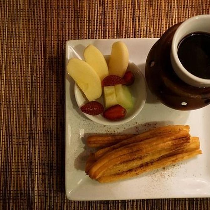 Propiedades nutricionales del chocolate caliente