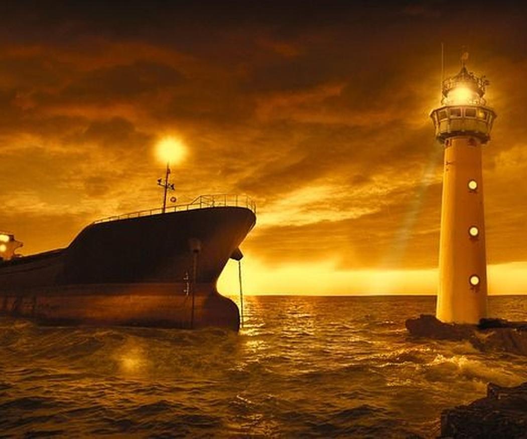Tipos de barcos para el transporte de mercancías