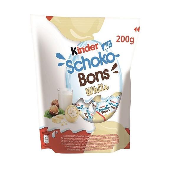 KINDER SCHOKOBONS WHITE: Productos de Sarigabo, S. L.