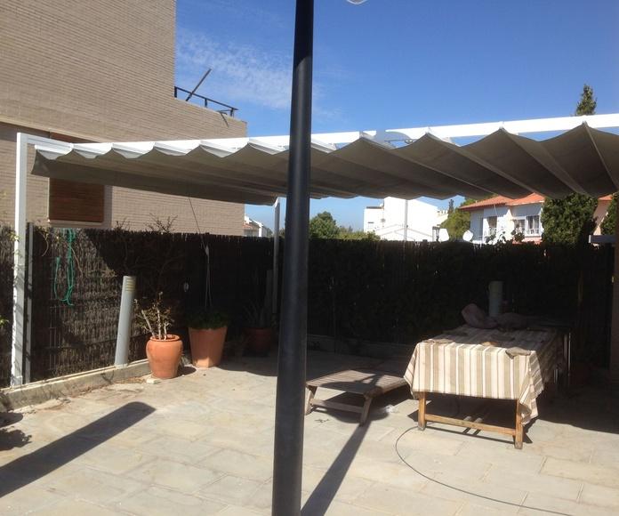 Toldos correderos: Catálogo de Mi Casa Interiorismo