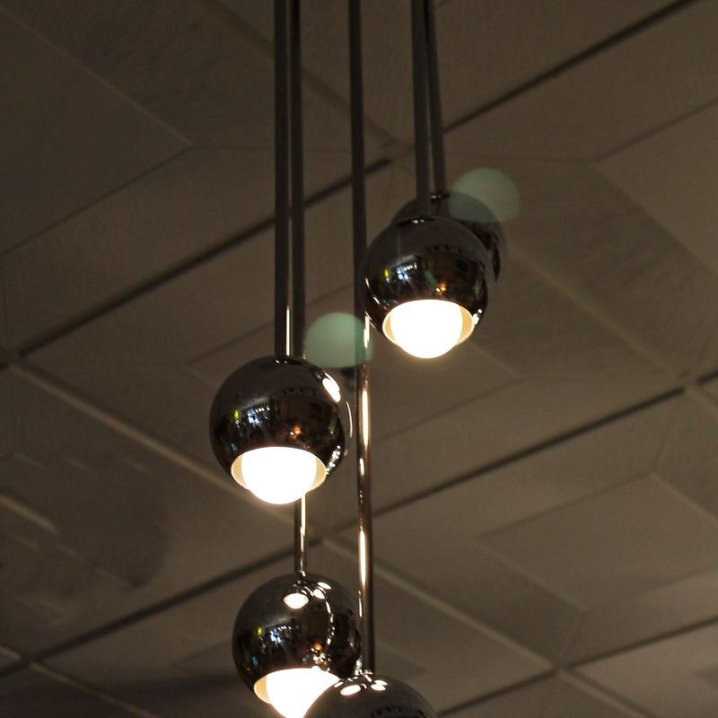 Lámpara POP de techo años 70: Artículos  de Ruzafa Vintage