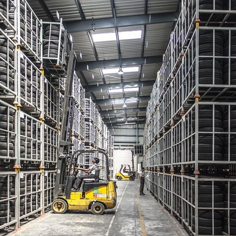 Control de stocks: Catálogo de Vayven Delivery