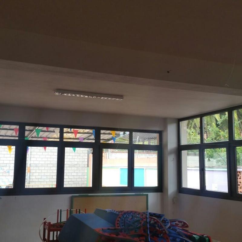 Obra en PVC Kommerling Serie Optima: ALUMINIO - PVC de ALUMINIOS CARPAL