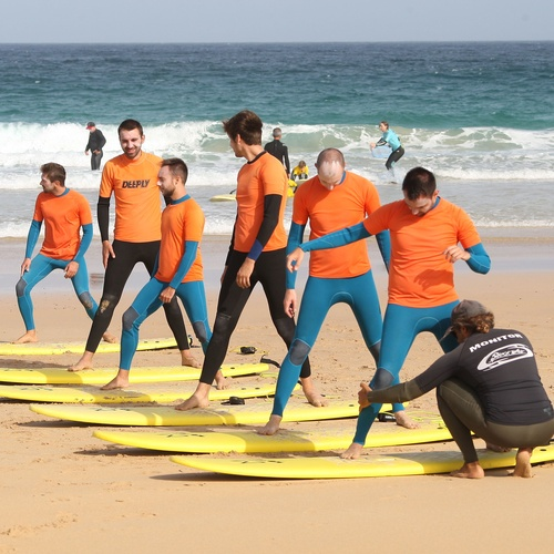Escuela de surf en El Cotillo | Shock Wave Surf School