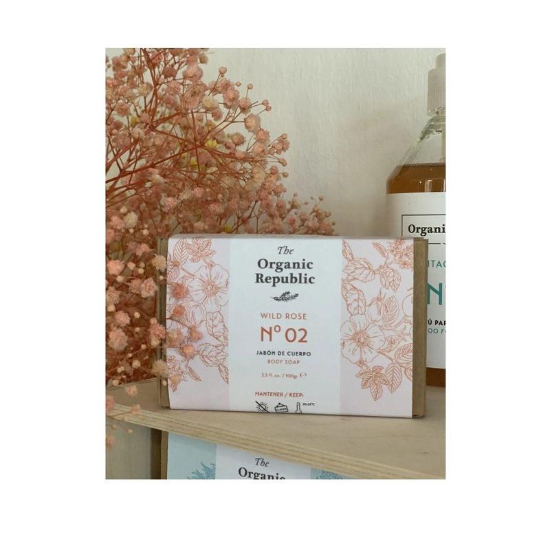 Nº02 Wild Rose: Servicios de Farmacia Casariego
