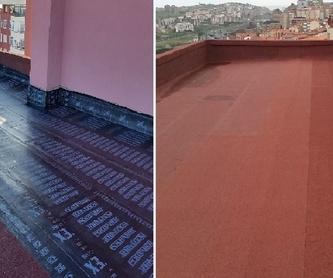 Rehabilitación de fachadas de SATE y ventiladas: Nuestros servicios de Hefemar Empresa Constructora