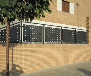 Cerrajería metálica en Talavera la Real, Badajoz
