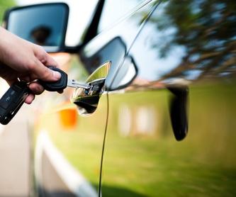 Duplicado de llaves y mandos de coche: Servicios de Electron BCN