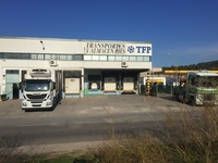 Transporte de mercancías local y nacional: Servicios de Transportes T.F.P