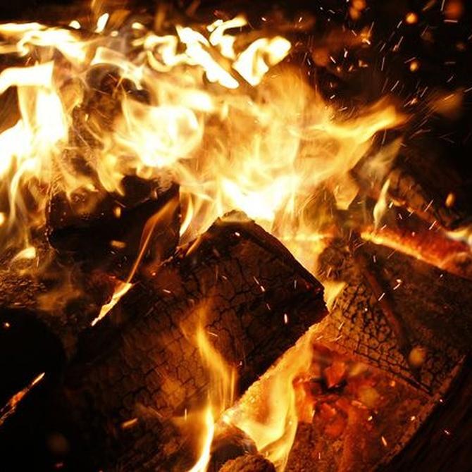 Cómo cocinar en tu chimenea