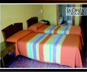 Hoteles en Chiva | La Orza de Ángel - Hotel Restaurante