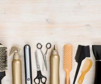 Peinados: Servicios de Moncloa Salón de Belleza