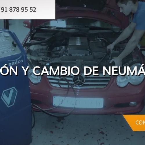 Talleres de automóviles en Alcalá de Henares | Talleres Buscamar