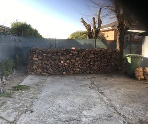 Leña a domicilio en Los Santos de la Humosa | Leñas Miguel Torres e Hijos