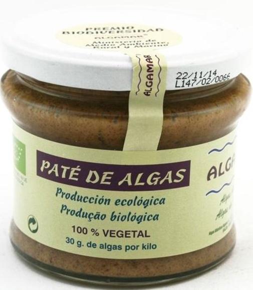 ALGAMAR, Pate de algas: Catálogo de La Despensa Ecológica