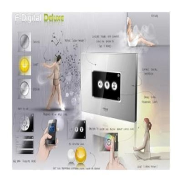 Grohe F- Digital deluxe: Productos de CMT