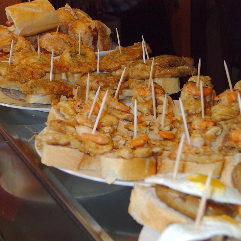 Comida para llevar: Especialidades de Bar Restaurante El Túnel