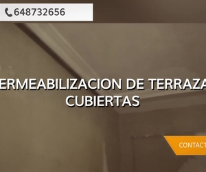 Impermeabilización de terrazas en Asturias