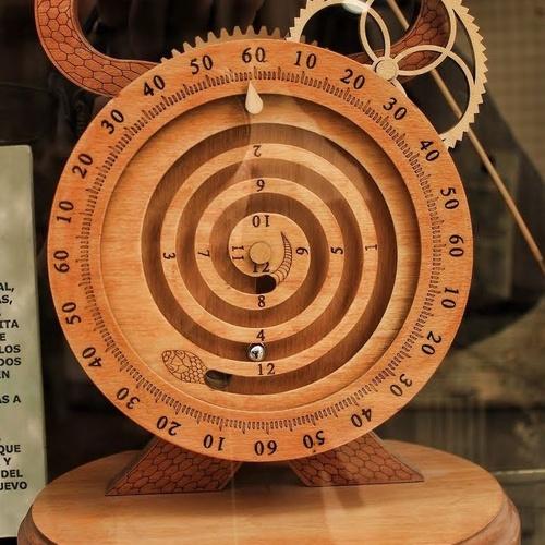 Reloj curioso 2