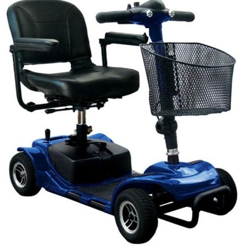 Scooter Smart 4 ruedas ref.SC8 para personas con movilidad reducida: Material online de Benclinic