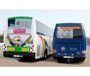 Servicio de transporte escolar y eventos