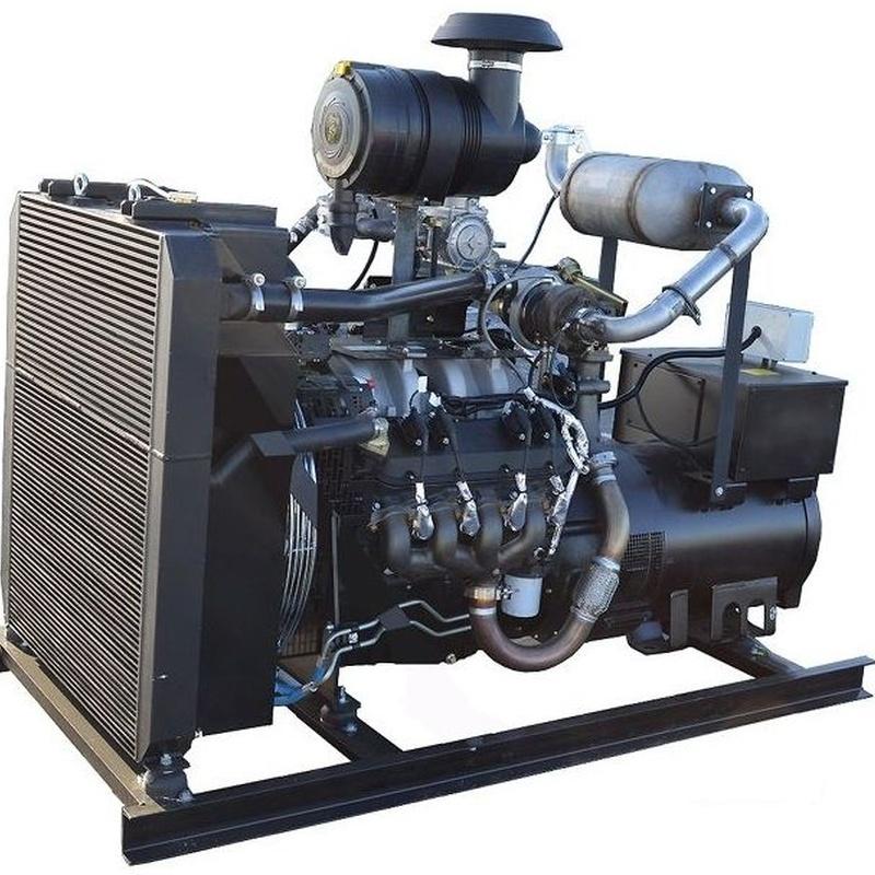GMG (10-400 KVA)