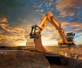 Gestión de residuos industriales: Servicios de Excavaciones y Transportes Tardio S. L