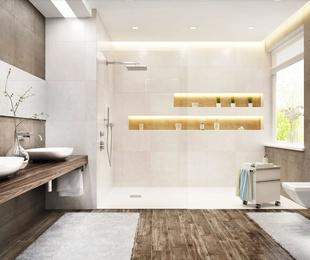 Ventajas del pladur para baños