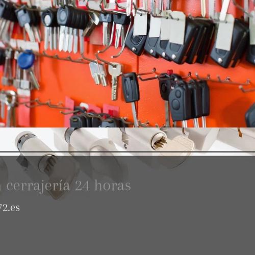 Cerrajeros 24 horas en Les Corts, Barcelona | Sentmenat 72