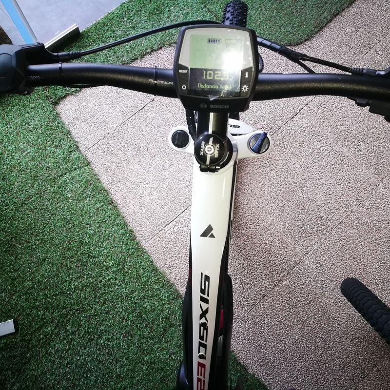 BICICLETA BULLS SIX50 E2 ULTIMA UNIDAD TEST: Productos de Bikes Head Store