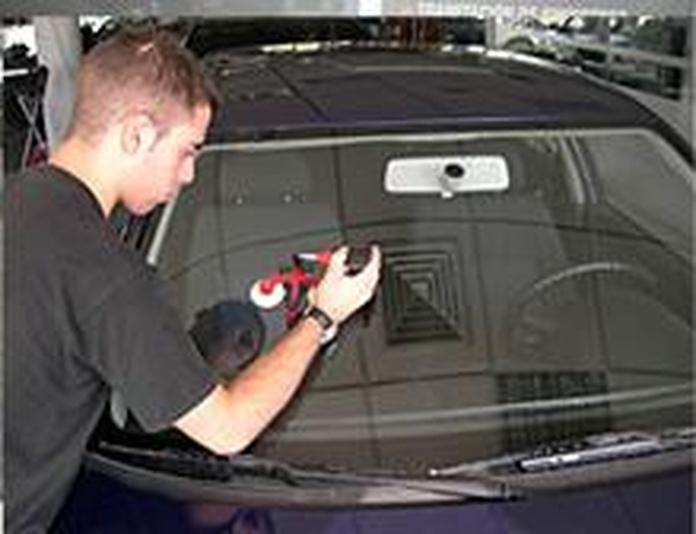 Reparación de impactos: Servicios de Autolunas J.M.J.