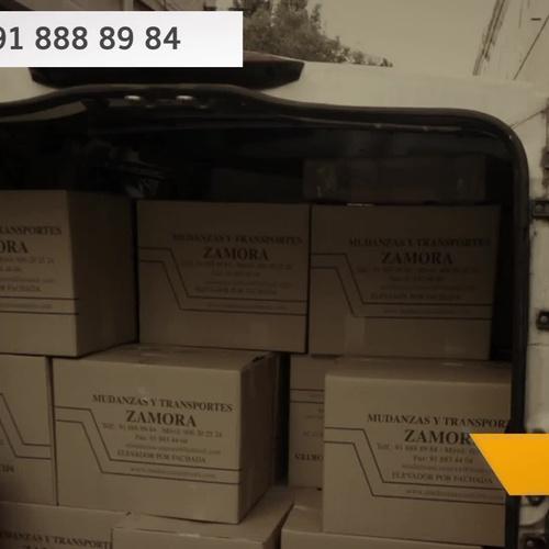 Mudanzas baratas en Alcalá de Henares | Mudanzas Zamora