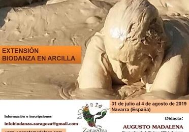 Extensión Biodanza en Arcilla 2019