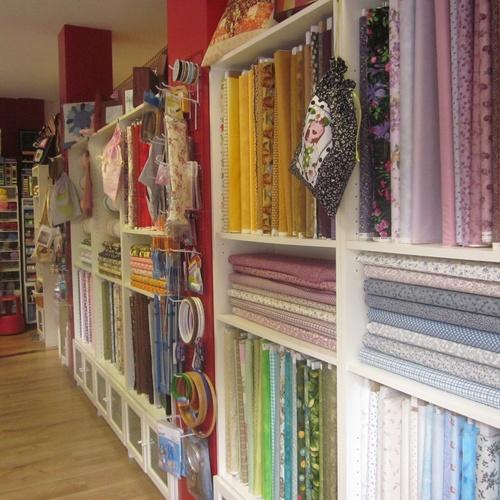 Venta de material de costura en León