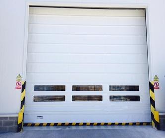 Puertas correderas: Catálogo de Puertas y Automatismos Emonax