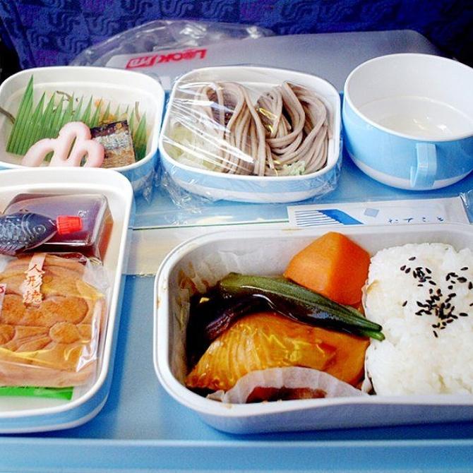 Diferentes tipos de comida china (II)