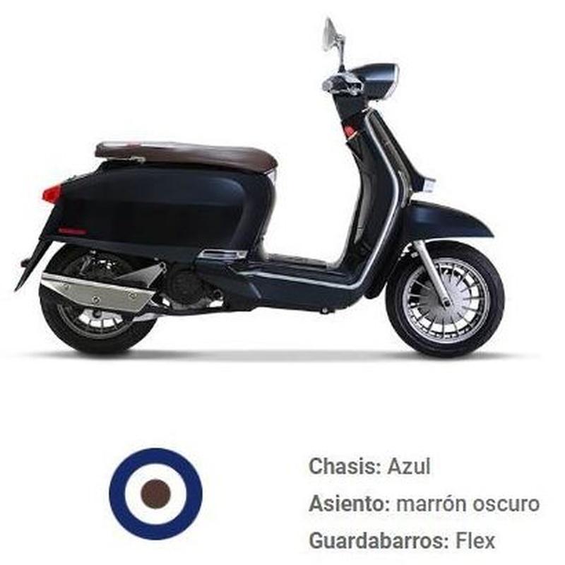 V-200 SPECIAL AZUL