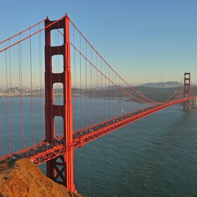 El Golden Gate