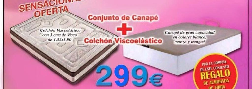 Colchones baratos en Vallecas