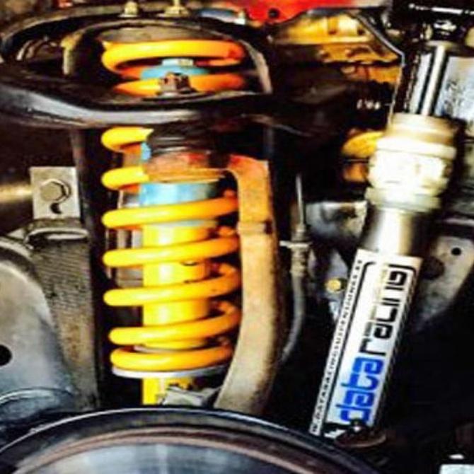 Tipos de suspensiones para coches (II)