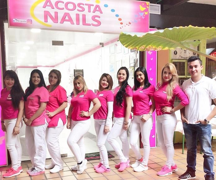Acosta Nails: Nuestros locales de Zoco Villalba