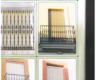 CERRAMIENTO: Catálogo de Cerrajería Ainobar